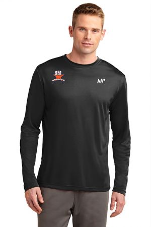 Men's Long Sleeve Crew Tech Tee
