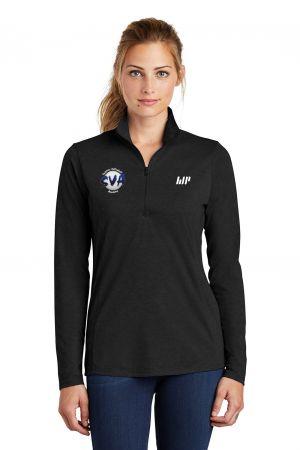 Women's Sport Tek 1/4 Zip Jacket