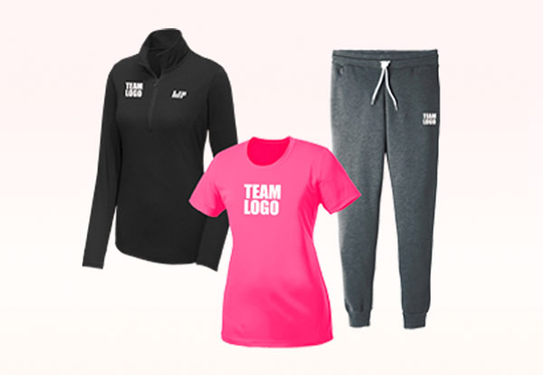 Team Shop Header
